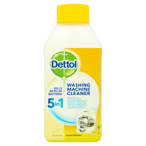 Dettol Washing Machine Cleaner Lemon