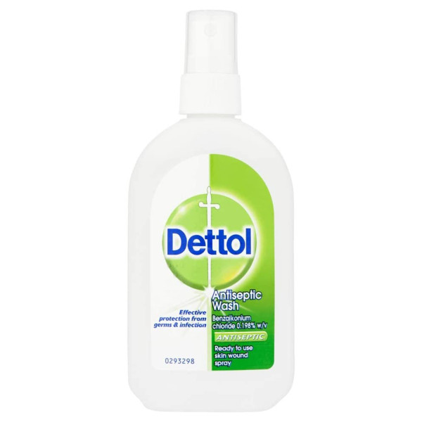 Dettol Wound Wash