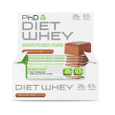 PhD Diet Whey Bars Choc Cookie