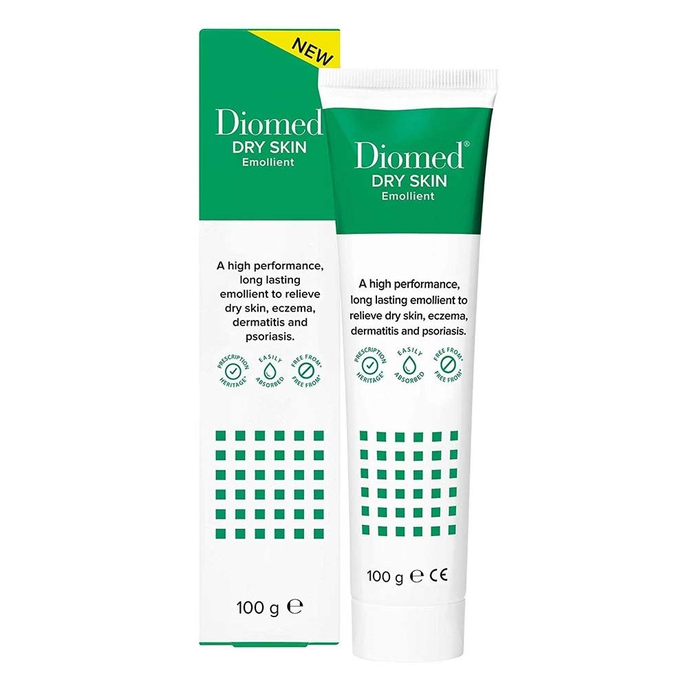 Diomed Dry Skin 100g