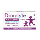 Dioralyte Blackcurrent Oral Electrolyte Powder