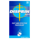 Disprin Aspirin Soluble Tablets for Pain Relief