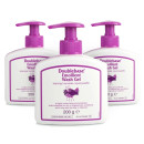 Doublebase Emollient Wash Gel Triple Pack