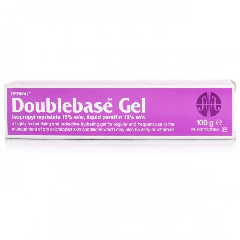 Doublebase Hydrating Gel Tube