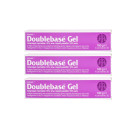 Doublebase Hydrating Gel Tube Triple Pack