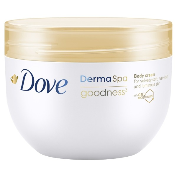 Dove Derma Spa Body Cream Goodness