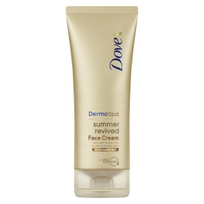 Dove DermaSpa Summer Revived Face Cream Fair to Medium