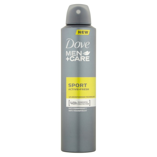 Dove Men+ Care Antiperspirant Sport Active and Fresh