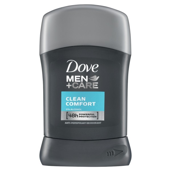 Dove Men+ Care Antiperspirant Stick Clean Comfort