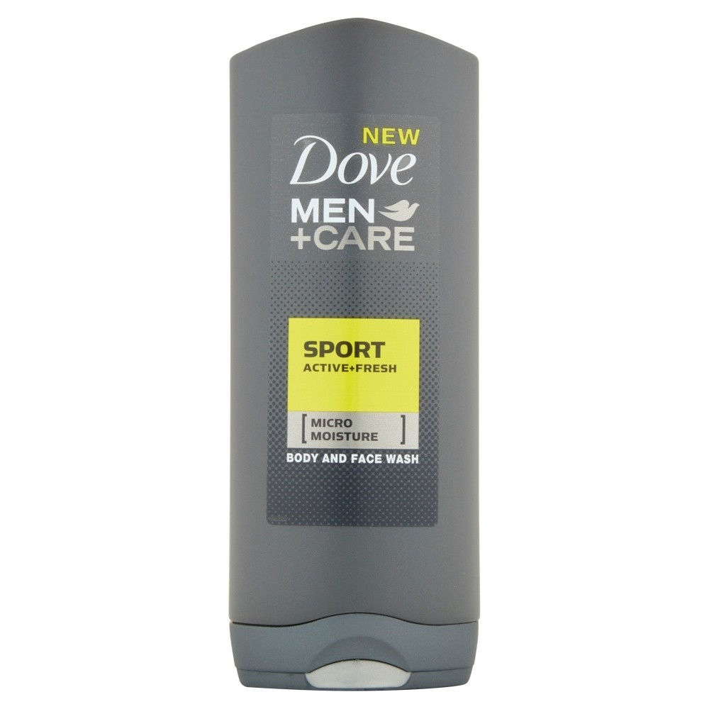Dove Men+ Care Body Wash Sport Active and Fresh