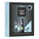 Dove Men Care Gift Set With Wireless Bluetooth Headphones