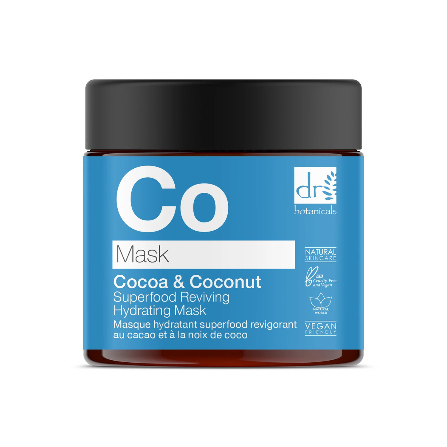 Dr Botanicals Apothecary Cocoa & Coconut Superfood Reviving Hydrating Mask