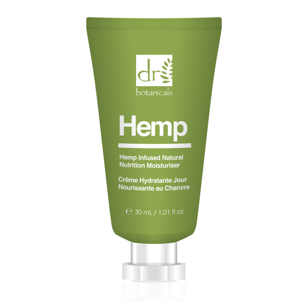 Dr Botanicals Apothecary Hemp Infused Natural Moisturiser