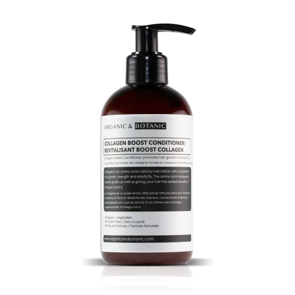 Dr Botanicals Organic & Botanic Collagen Boost Conditioner