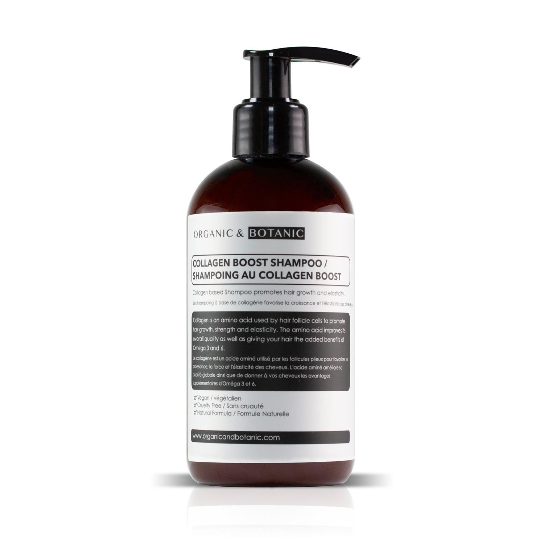 Dr Botanicals Organic & Botanic Collagen Boost Shampoo