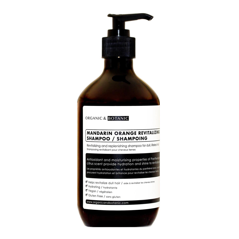 Dr Botanicals Organic & Botanic Mandarin Orange Revitalizing Shampoo