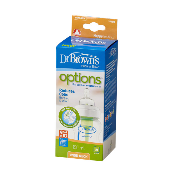 Dr Browns Options Baby Bottle