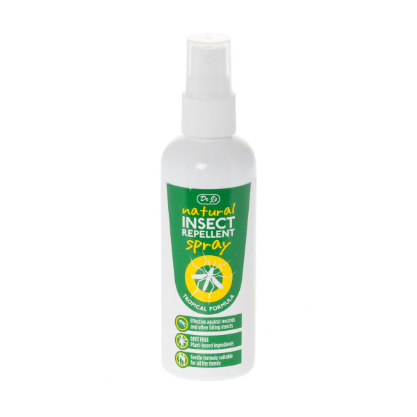 Dr J Insect Repellent Spray