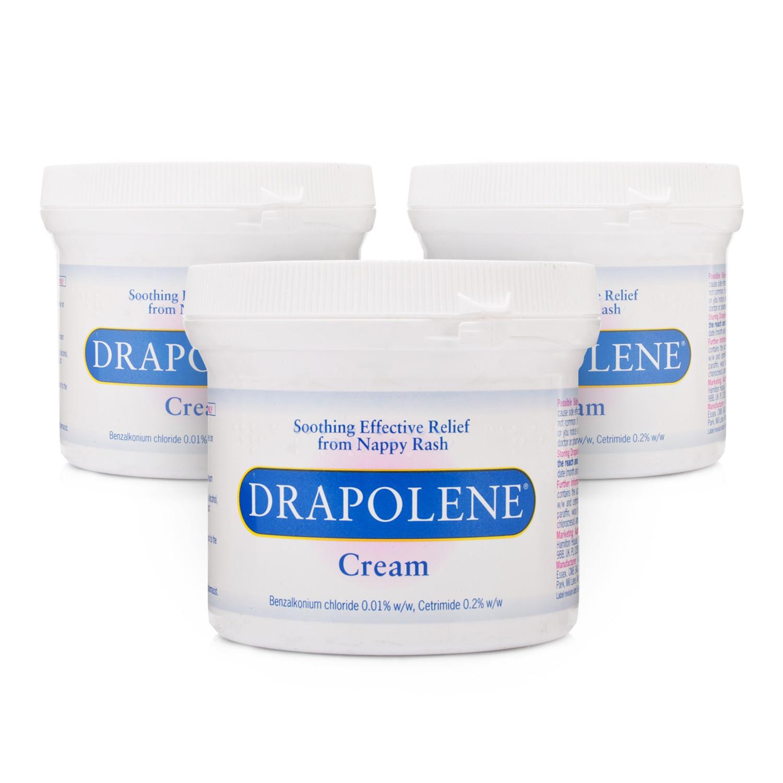 Drapolene Cream - 3 Pack