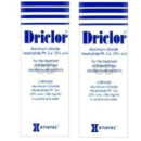 Driclor Roll-On - Twin Pack