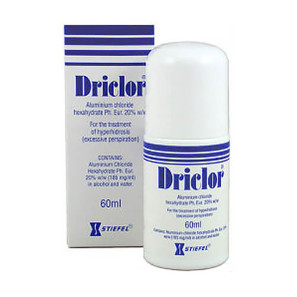 Driclor Solution 20%