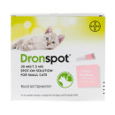 Dronspot Wormer For Small Cat