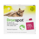 Drontal Wormer For Large Cat