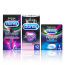 Durex Intense Bundle with Ring