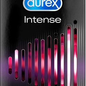 Durex Intense Ribbed and Dotted Condoms