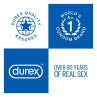Durex Latex Free Condoms