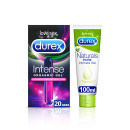 Durex Naturals and Intense Lube Bundle