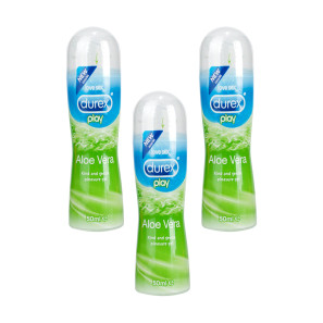 Durex Play Aloe Vera 50ml - Triple Pack