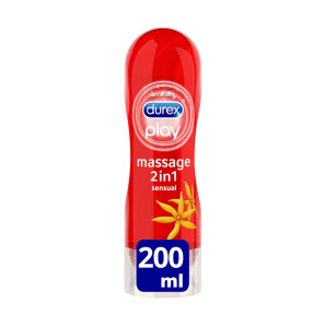 Durex Play Sensual 2 in 1 Massage Gel