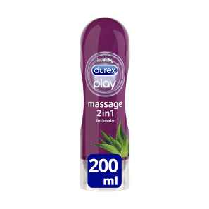 Durex Play Soothing 2 in 1 Massage Gel