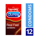 Durex Real Feel Condoms