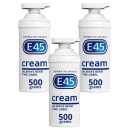 E45 Cream Pump - 3 Pack
