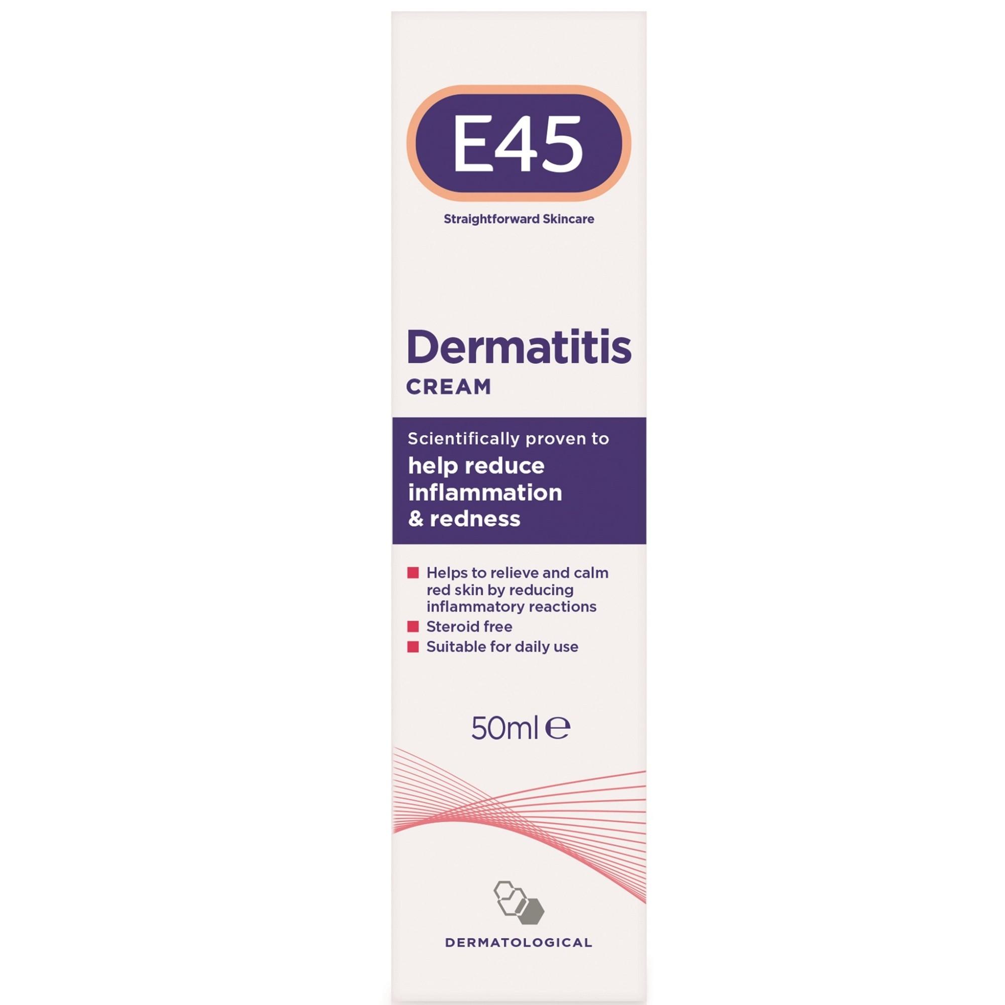 E45 Dermatitis Cream
