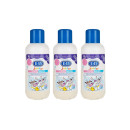 E45 Junior Foaming Bath Milk - 3 Pack