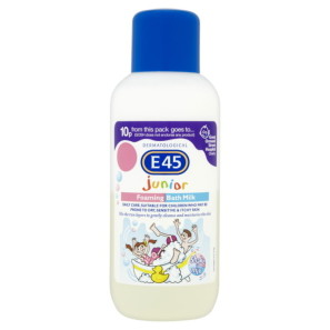 E45 Junior Foaming Bath