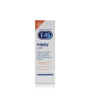 E45 Nappy Cream
