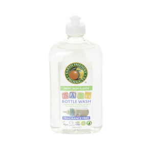 Earth Friendly  Baby Bottle Wash