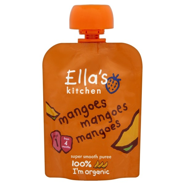 Ellas Kitchen First Taste - Mangoes
