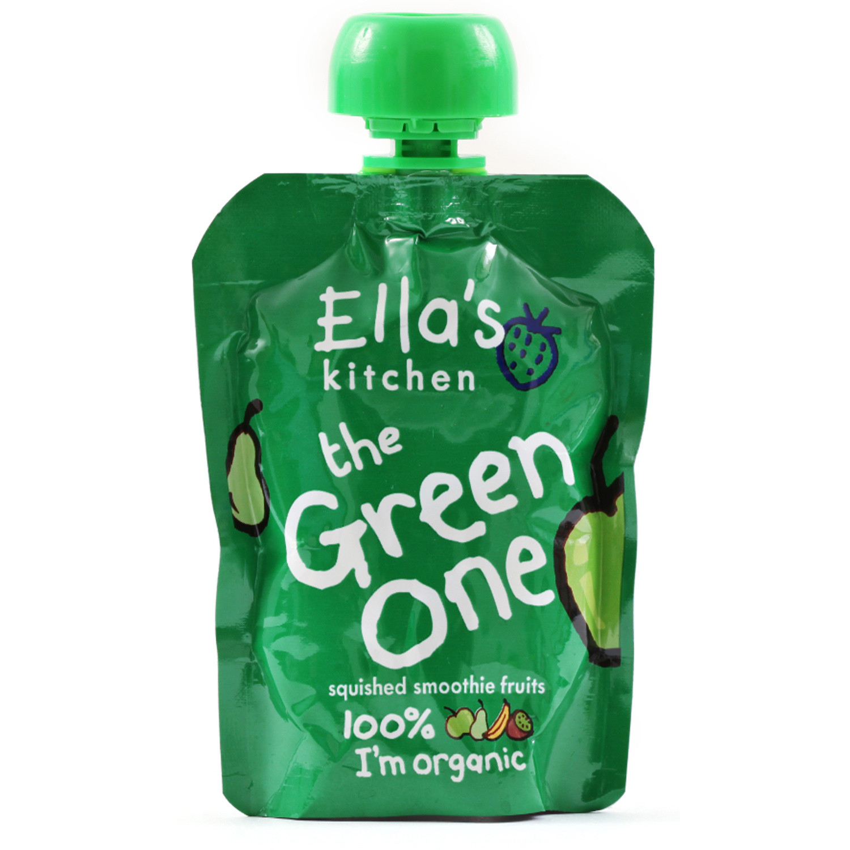 Ella's Kitchen Smoothie Fruit - The Green One