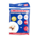 Emergency Disposable Gloves