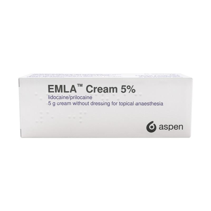Buy Emla Cream 5% : Numbing Cream 5g | Chemist Direct