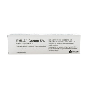 Emla Cream - 30g Tube (No Dressings)