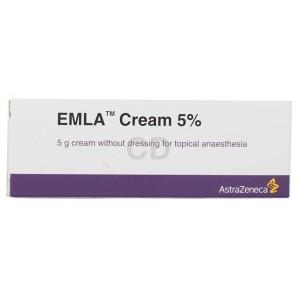 emla cream 5 5g instructions