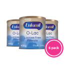 Enfamil O-Lac Lactose Free Formula From Birth - 6 Pack