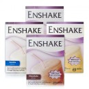 Enshake Multipack- Chocolate Vanilla Strawberry Banana