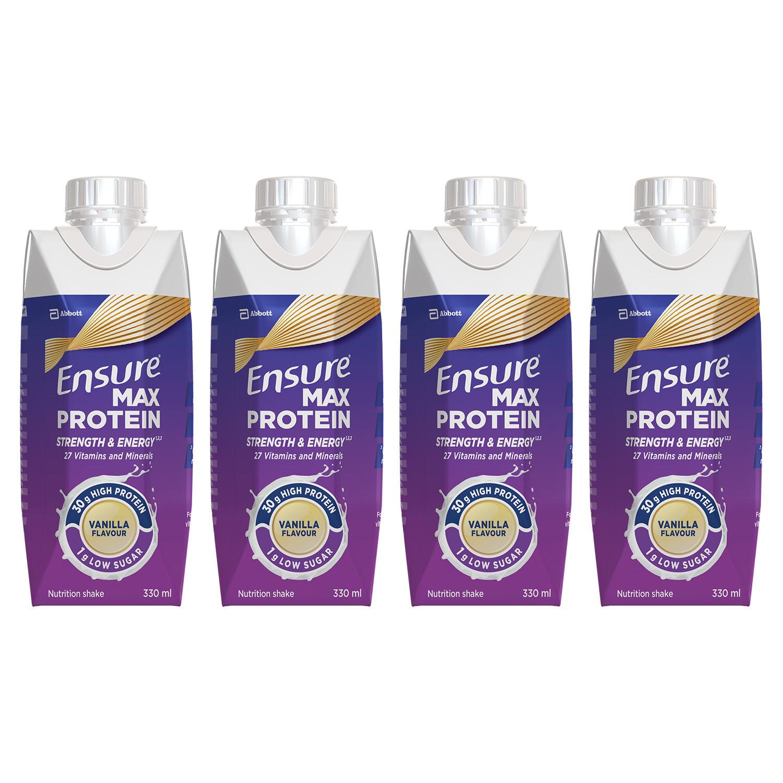 Ensure Max Protein Shake Vanilla